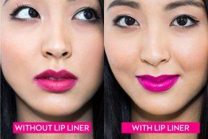 lip liner makeup mistakes